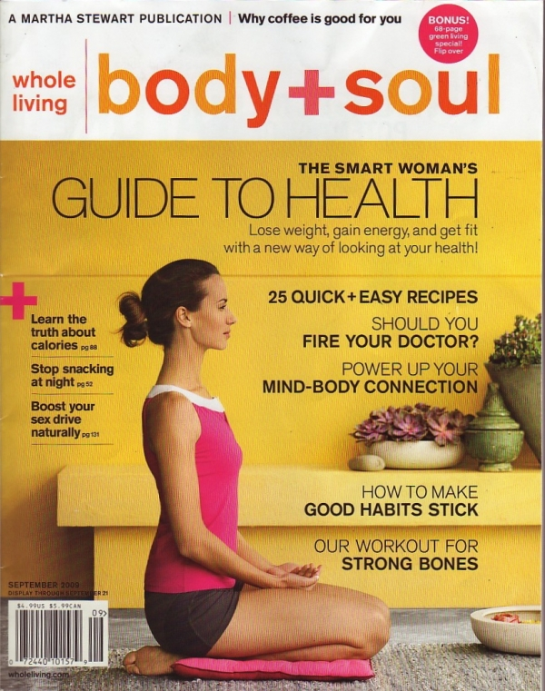 Body + Soul Magazine Our World in 2050