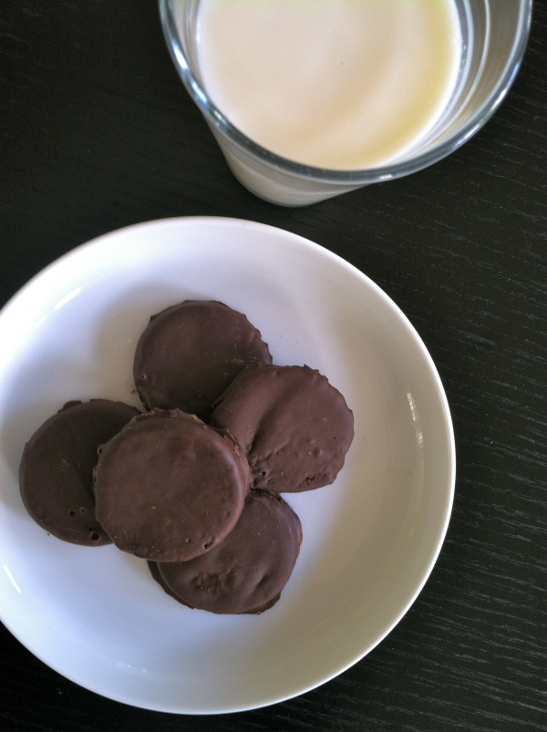 Gluten-Free Vegan Thin Mints