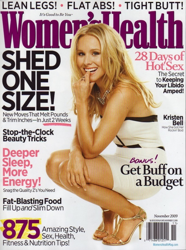 Women's Health NOV 2010 > Renée Loux, GREEN your PET
